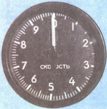 Летя по приборам, указатель воздушной скорости используется...  Рис 1.4 Приборы.