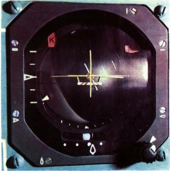 Схема слепой посадки самолета:1 - курсовой радиомаяк ; 2 - курсовая зона; 3 - глиссада;4 -взлетно-посадочная полоса...