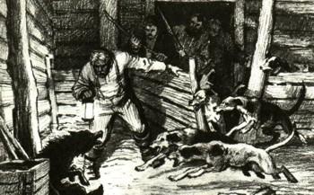 Мирская сходка 1816 и волки и овцы 1833